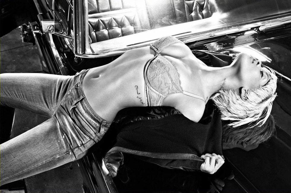 Emporio Armani Underwear Fall 2011