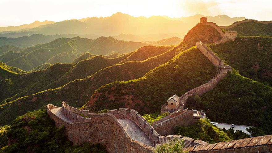 Great Wall of Chinae
