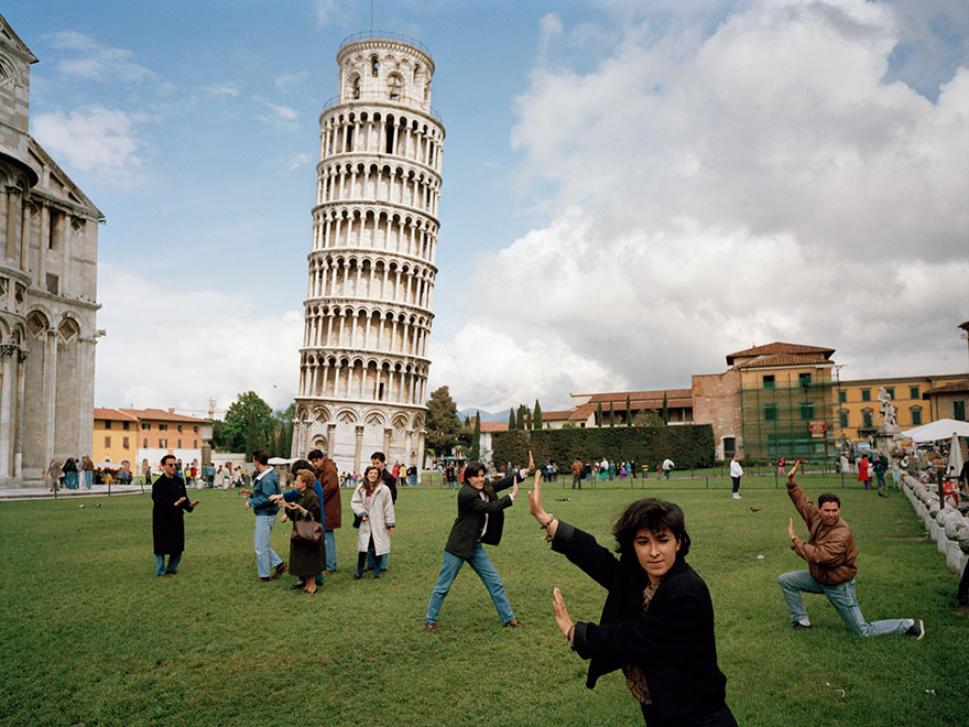 Leaning Tower of Pisar
