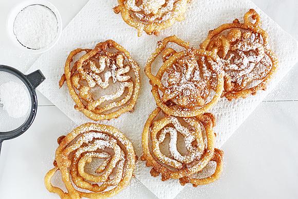 Mini-Funnel-Cakes