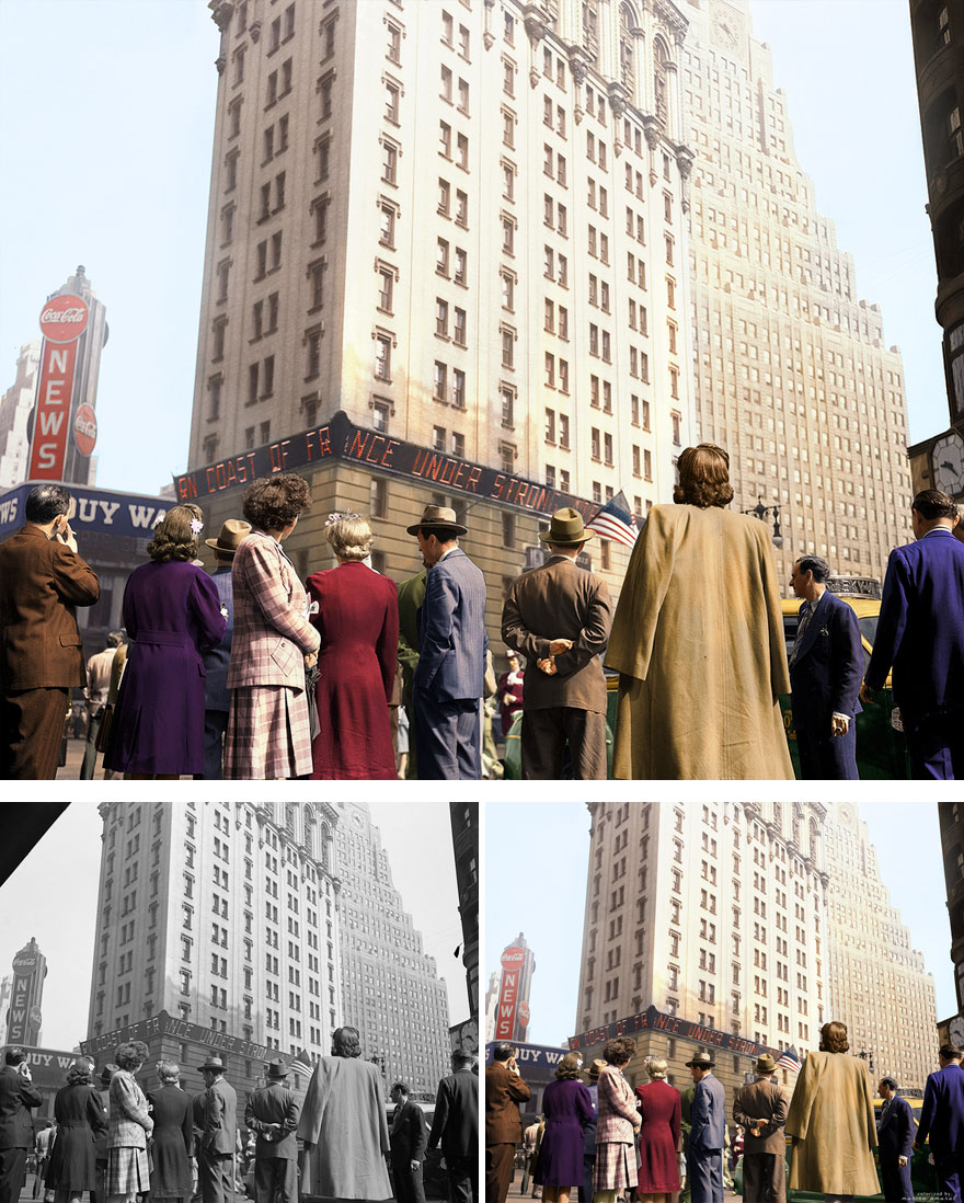 New York On D Day
