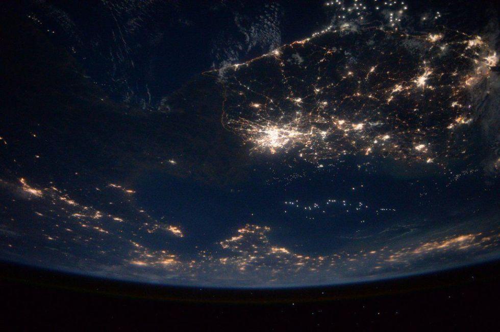 North Korea, Korean Peninsula.