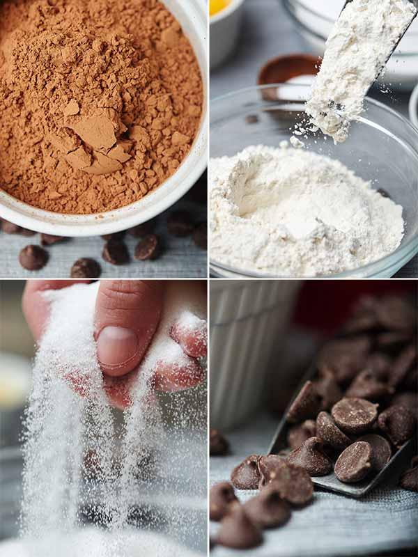 przepis na czekoladowe brownie