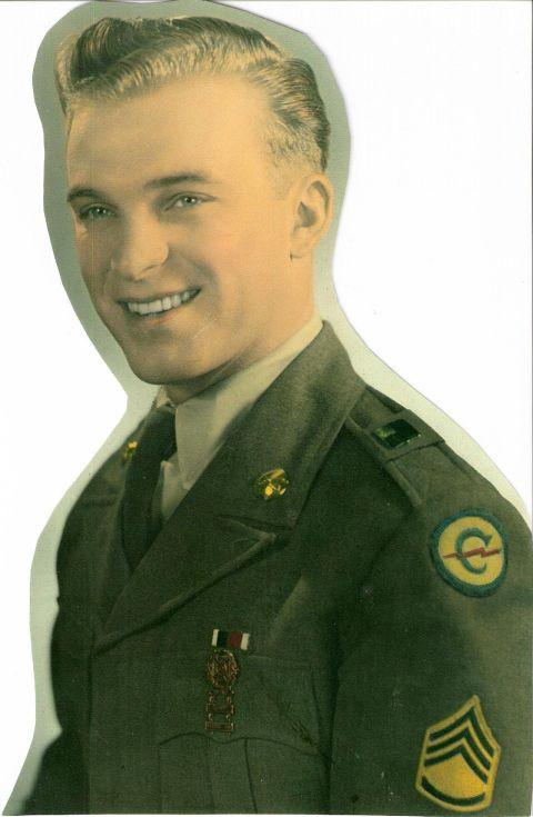 Sgt. Richard W. Scott