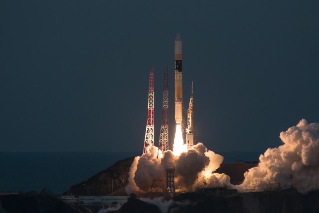 Japoński satelita
