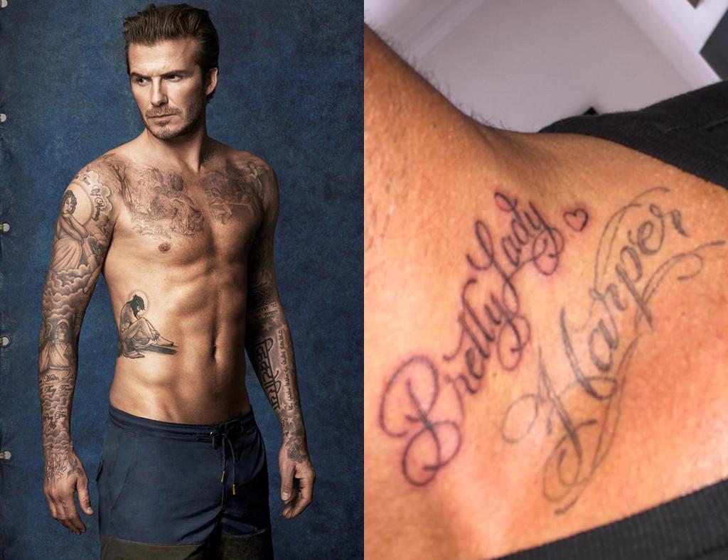 15 gwiazd zrobiło sobie tatuaż