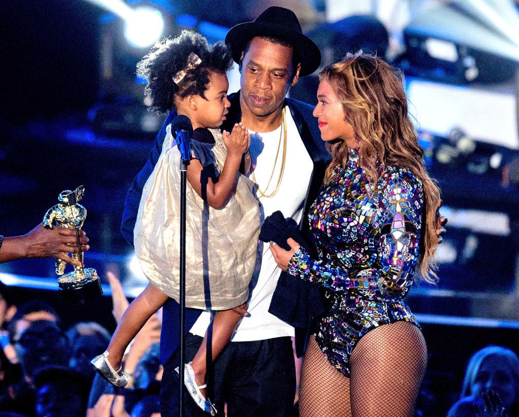 Zdjęcia Beyonce razem z córką Blue Ivy