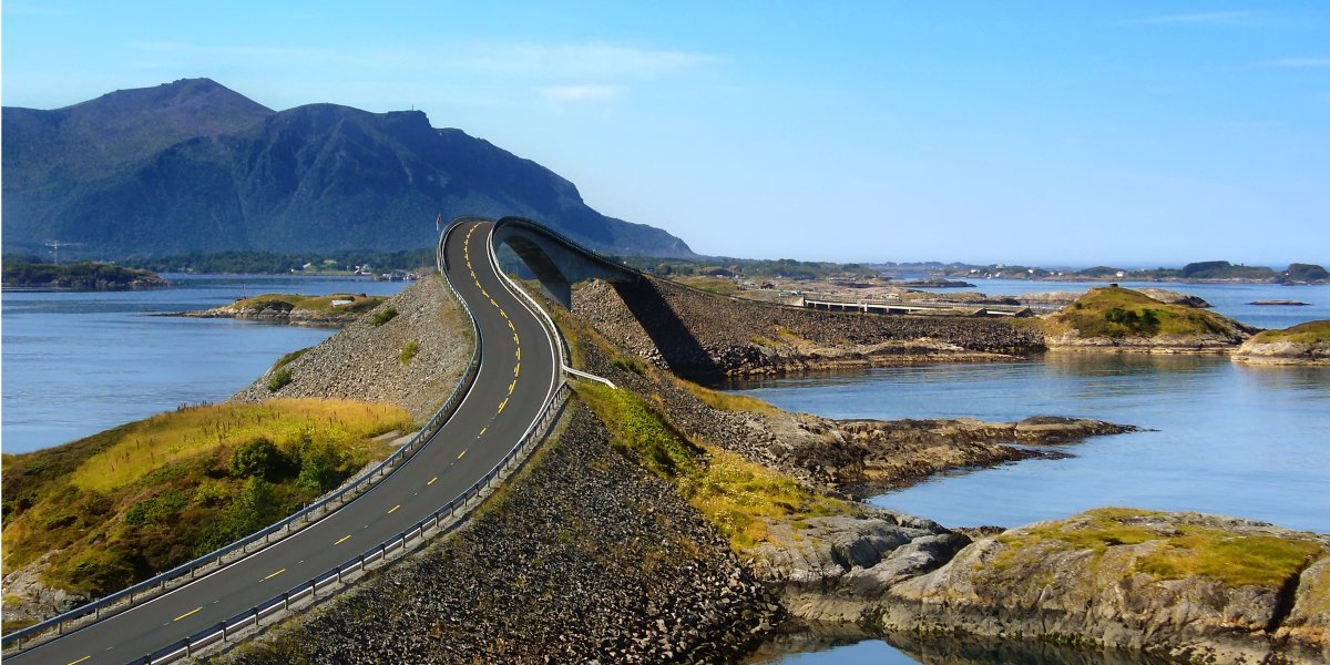 The Atlantic Road (Norway)