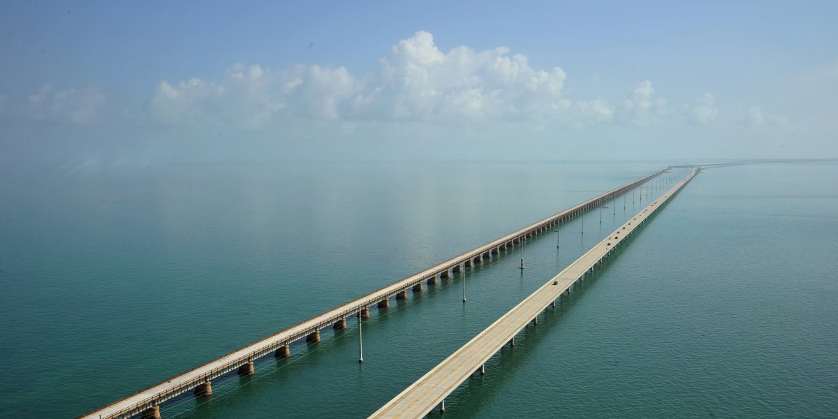 The Overseas Highway (Florida, USA)