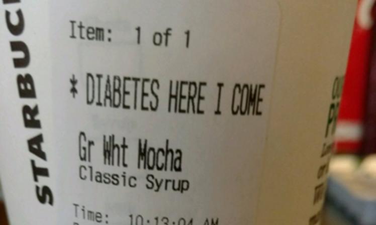 cukrzyco nadchodzę