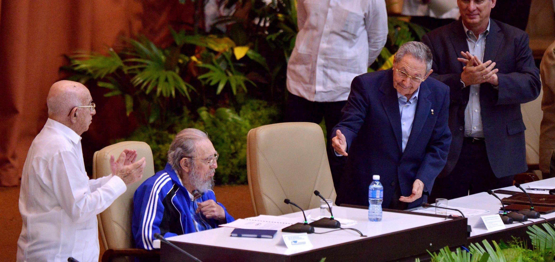 Kongres komunistycznej partii Kuby wybrał nowe-stare władze