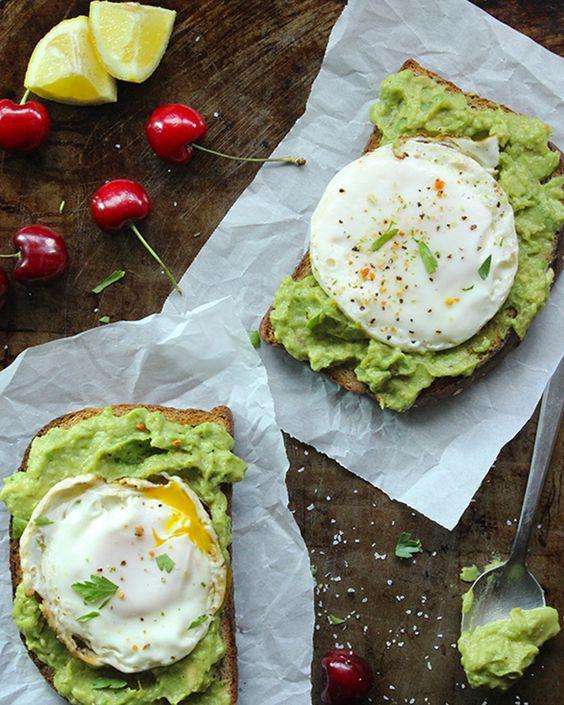 pomysły na zdrowe śniadanie