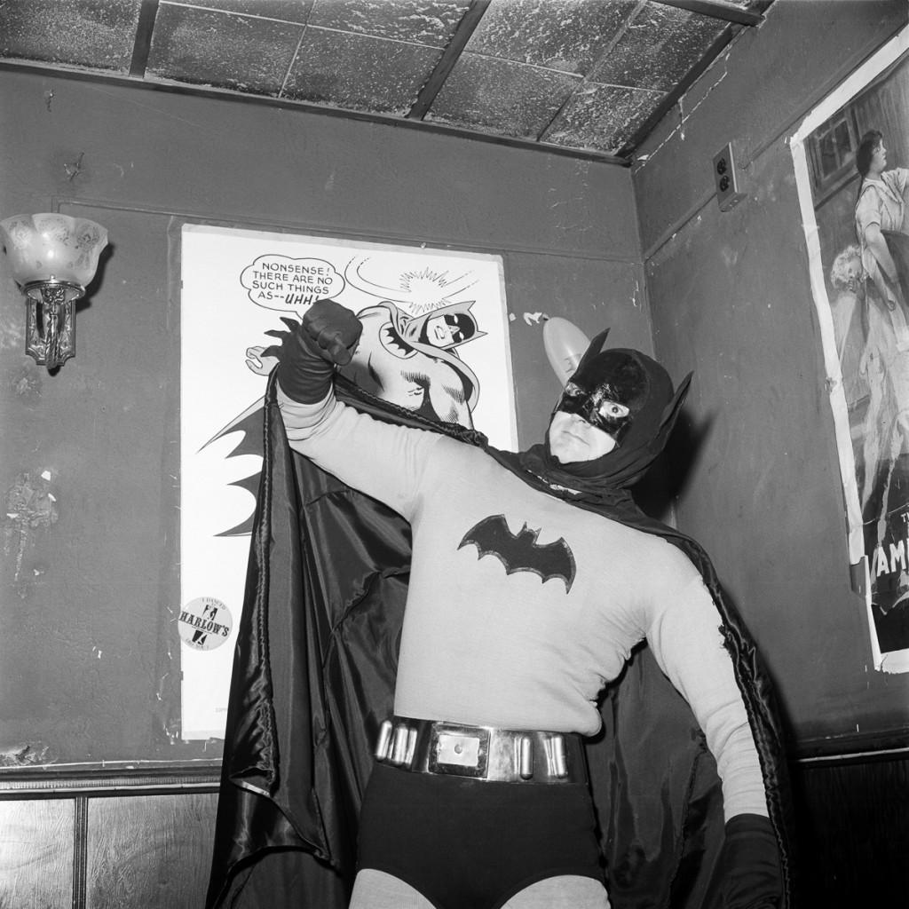 """BATMAN - """"Batman Premier Party"""" - Shoot date January 12, 1966. (Photo by ABC Photo Archives/ABC via Getty Images) UNKNOWN ACTOR"""