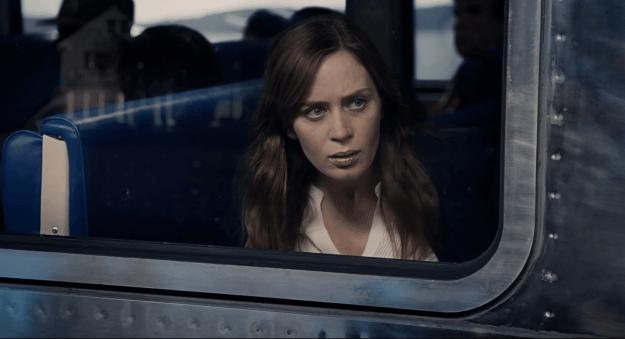 trailer dziewczyny z pociagu