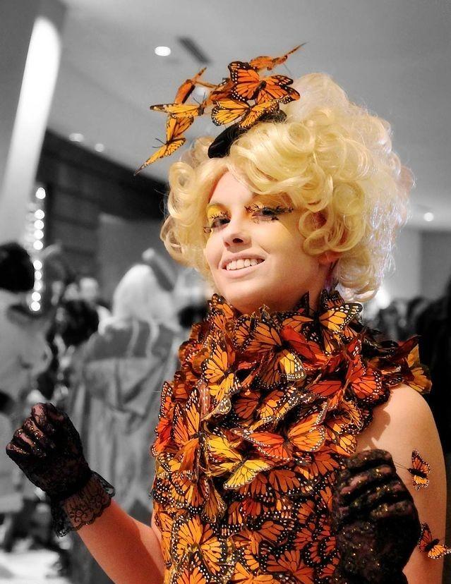 Effie Trinket - The Hunger Games