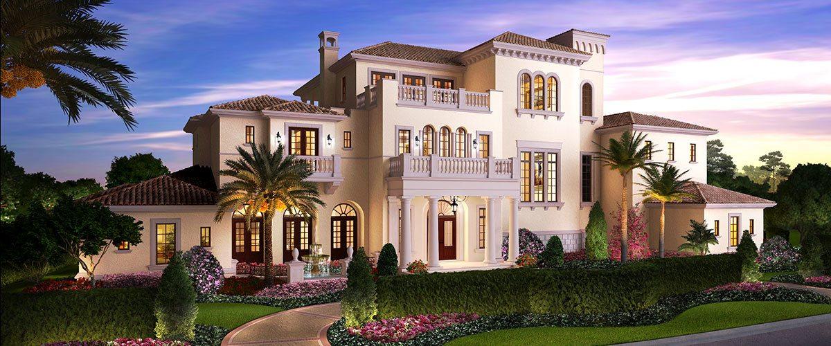 Disneyland oferuje domy