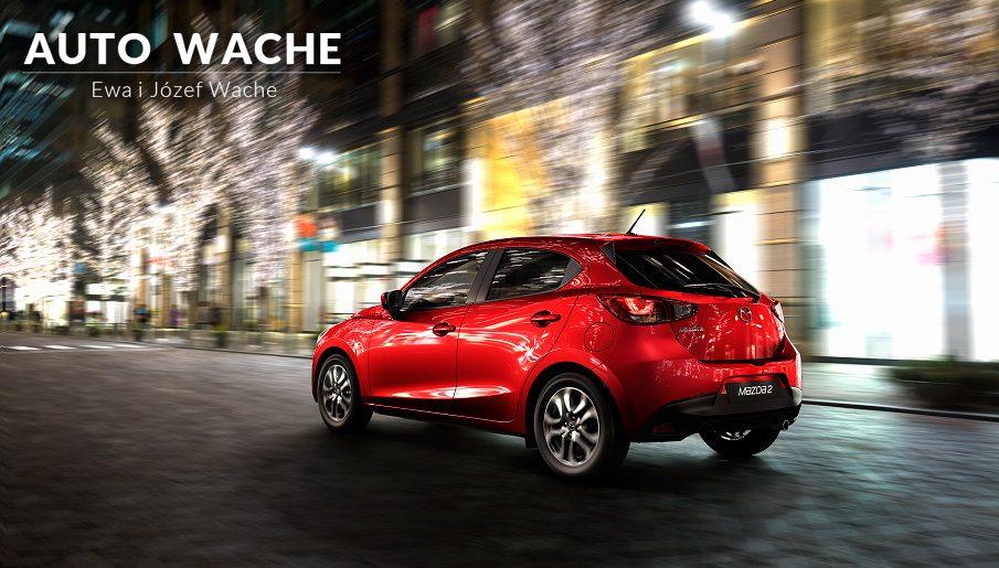 Mitsubishi i Mazda to dwie marki dostępne w Auto Wache