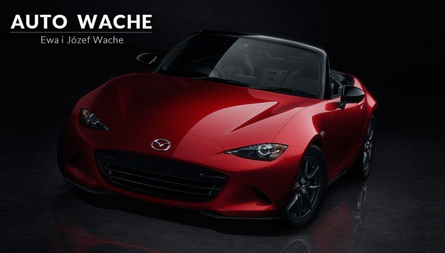 Mazda MX-5 doczekała się już 4 generacji