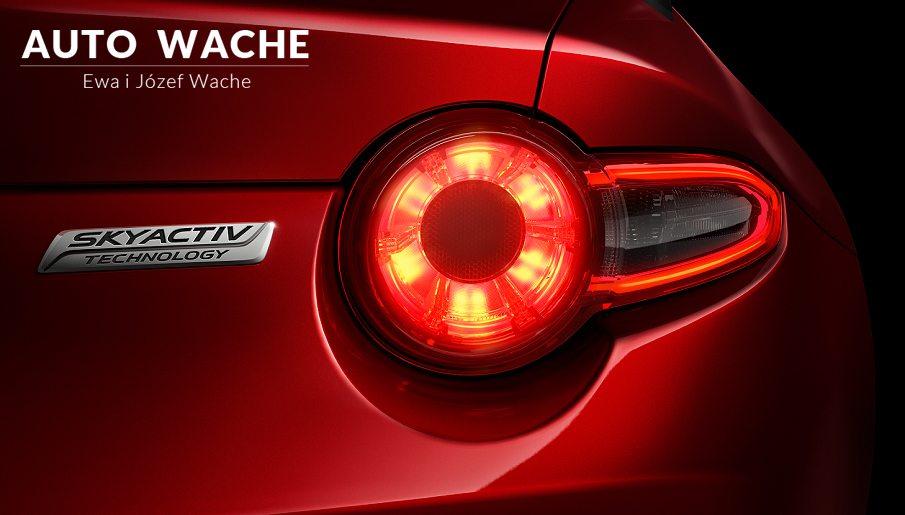 Mazda MX-5 najbardziej kultowy roadster