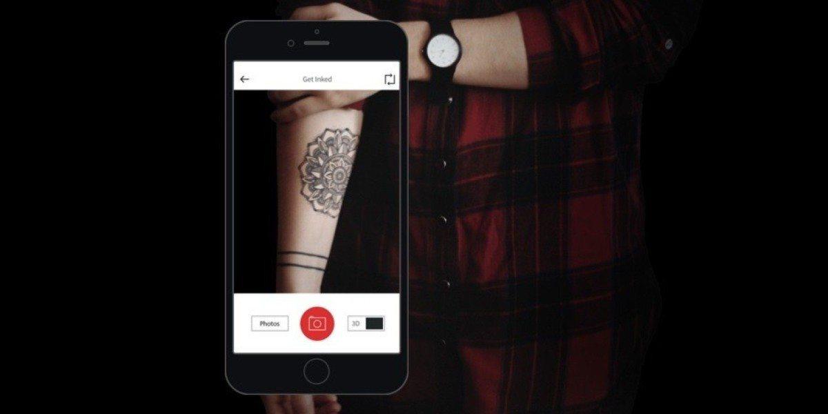 Dzięki Tej Aplikacji Możesz Przetestować Tatuaż Zanim Się Na