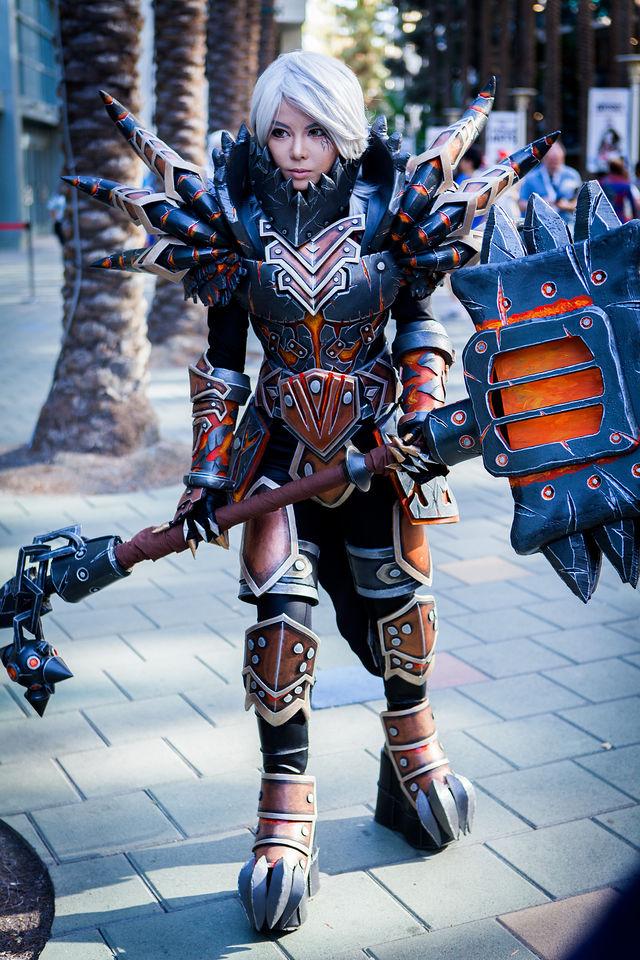 Tier 13 Warrior Armor - World of Warcraft