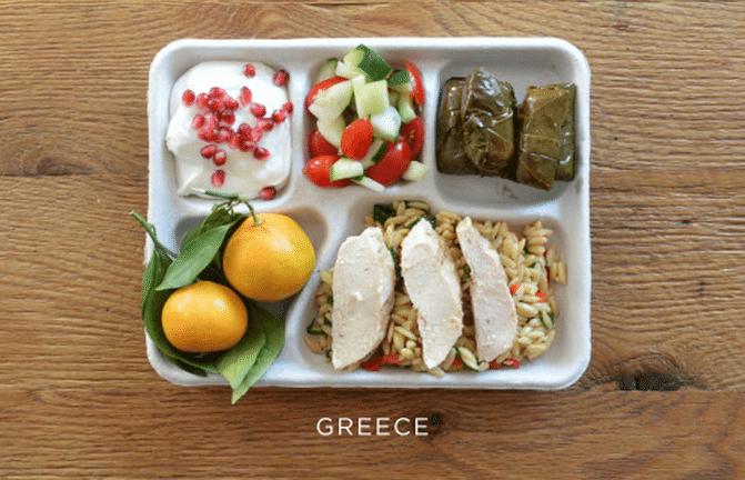 Najzdrowsze szkolne lunche
