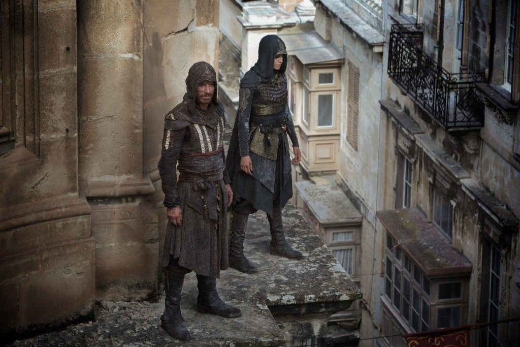 filmowy Assassin's Creed