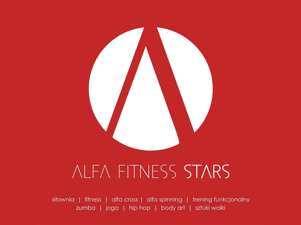 Logo Alfa Fitness Stars