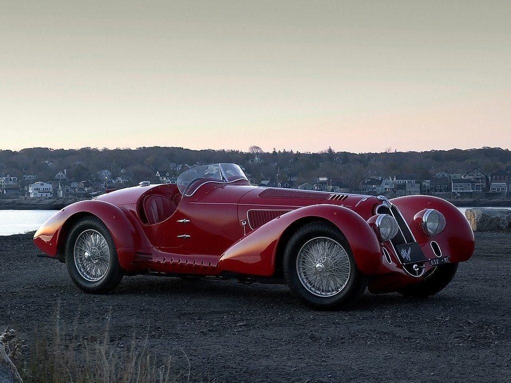 Ranking najpiękniejszych samochodów Alfa Romeo