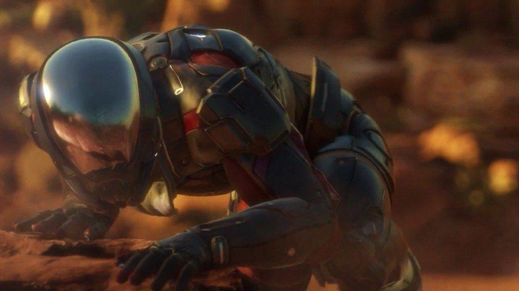 Andromeda mass effect bohater