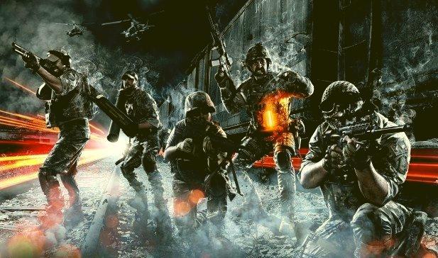 Terminologia graczy: Battlefield