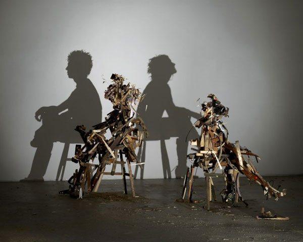 Niesamowite rzeźby