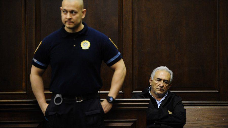 Dominique Strauss-Kahn sąd