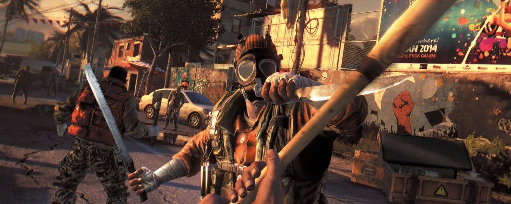 Dying Light Zombies coop