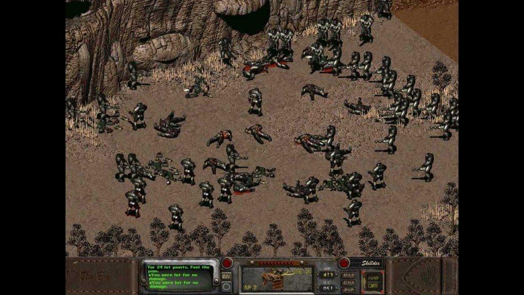 gry naszego dzieciństwa: fallout2