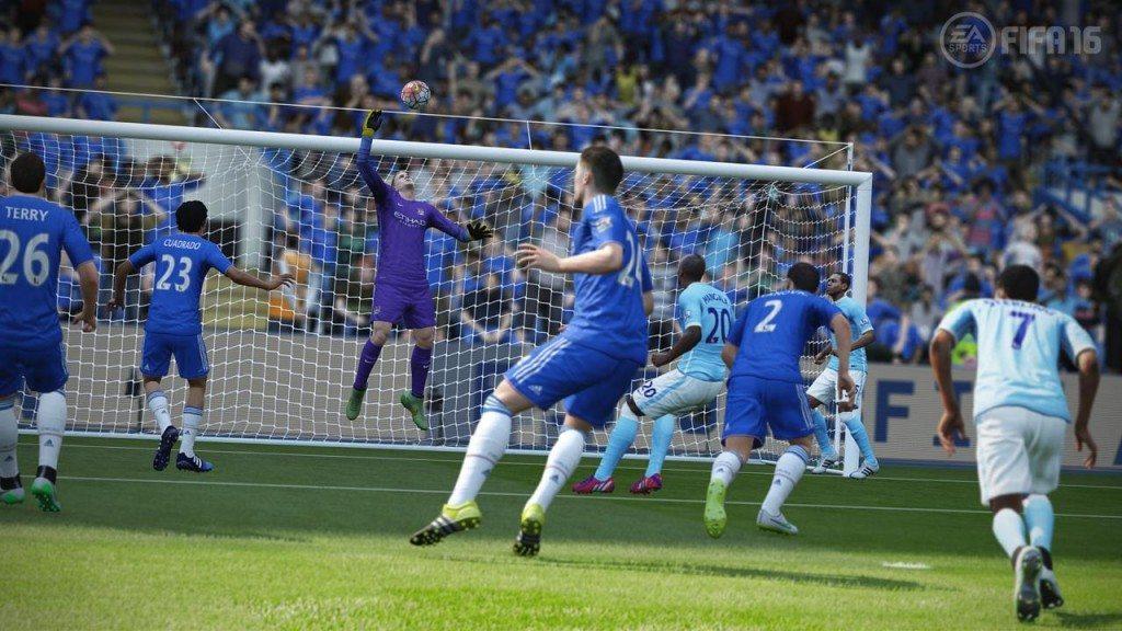 FIFA 16 multiplayer