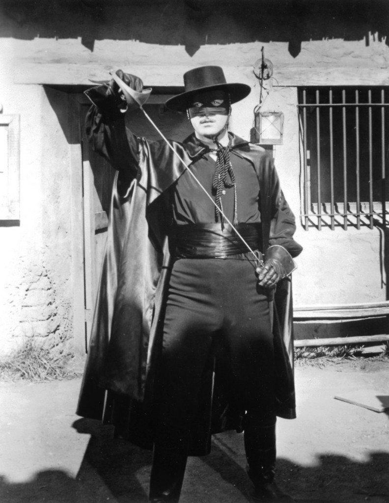 remake Zorro