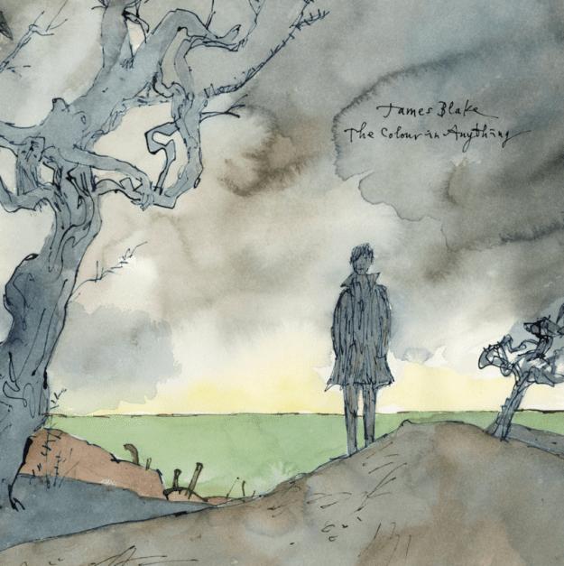 Premiera albumu Jamesa Blake'a