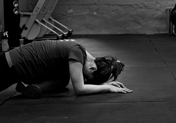 odpoczynek od treningu
