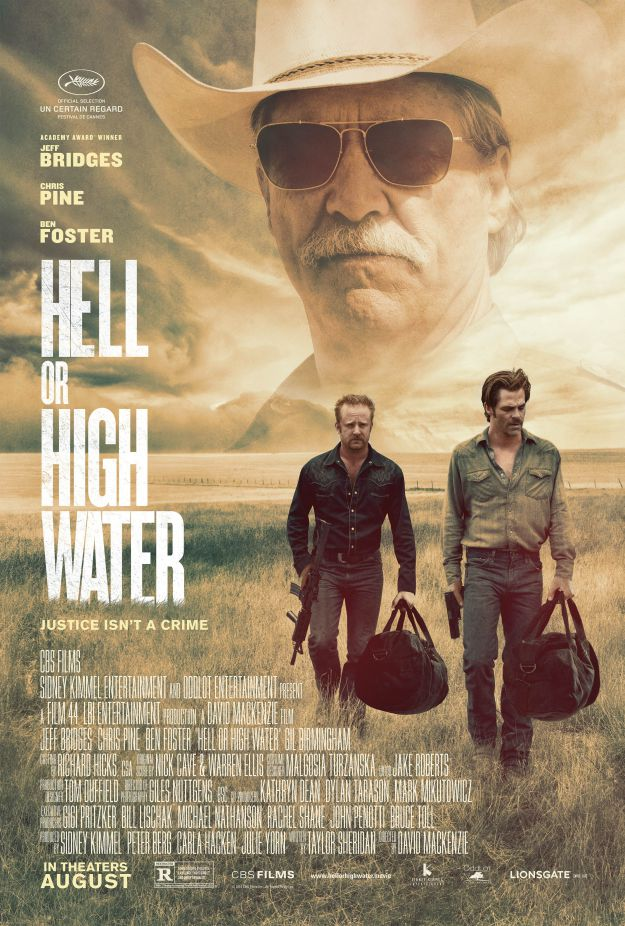 trailer Hell or High Water