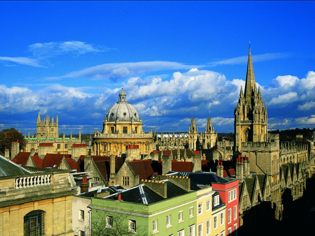 Uniwersytet -Oksfordzki[
