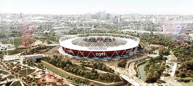 West Ham po 100 latach opuszcza stadion nowy stadion