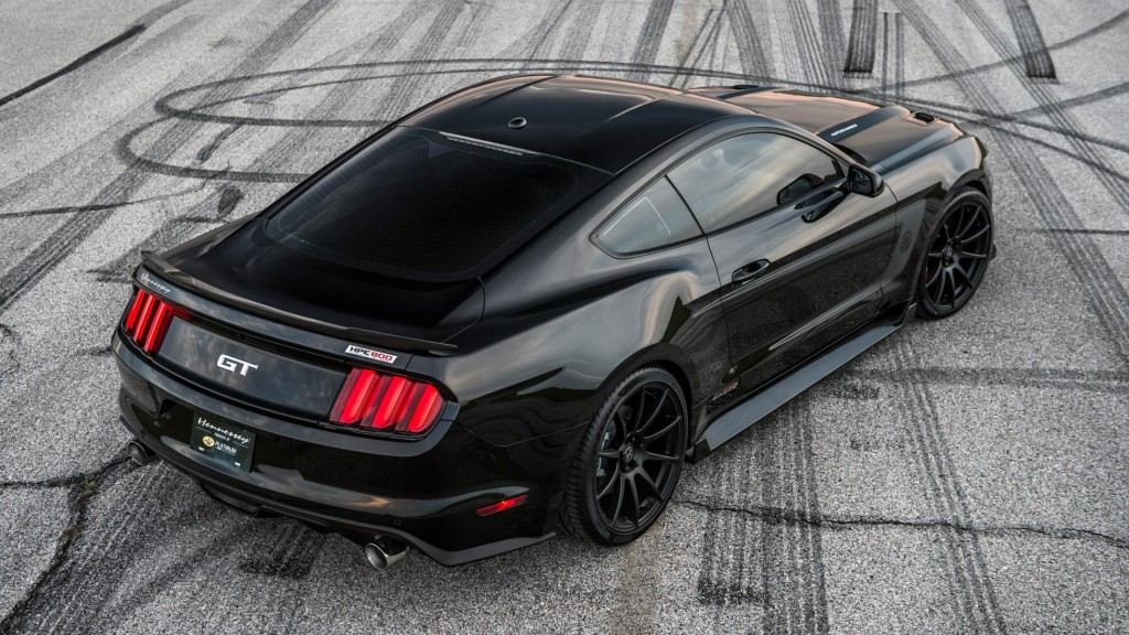 Ford Mustang Hennesey