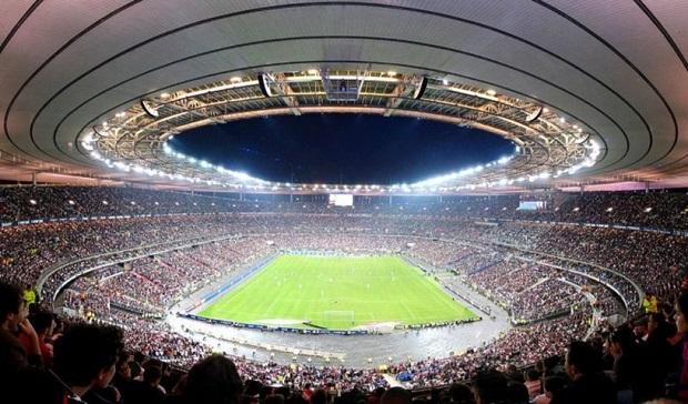 ciekawostki o stadionach Euro 2016