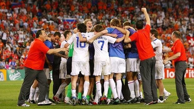 Zaskakujące momenty w historii Euro
