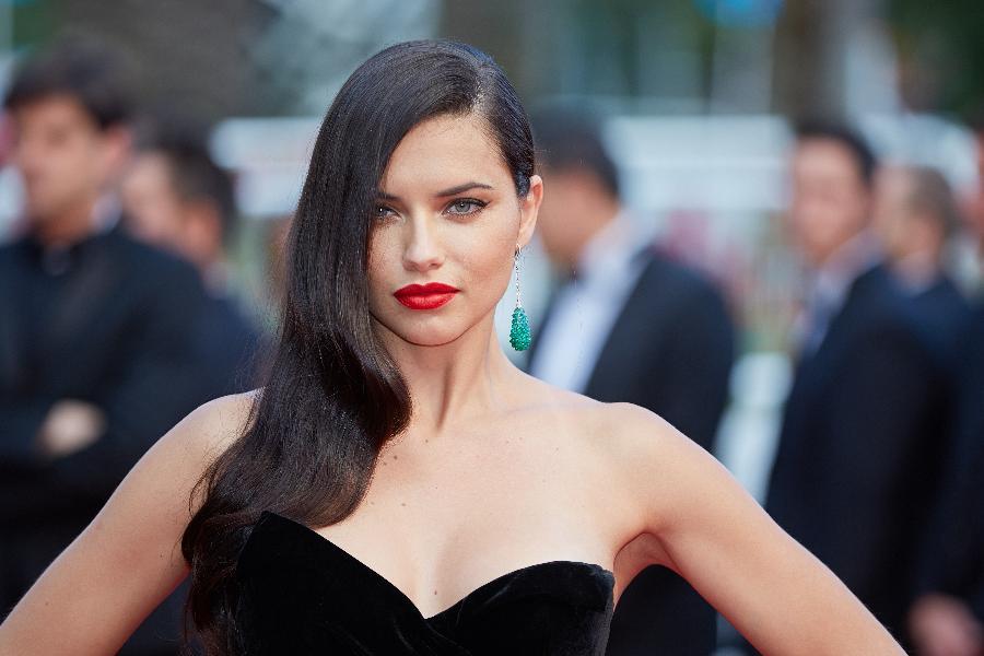 Adriana Lima - 5 najlepiej opłacanych modelek