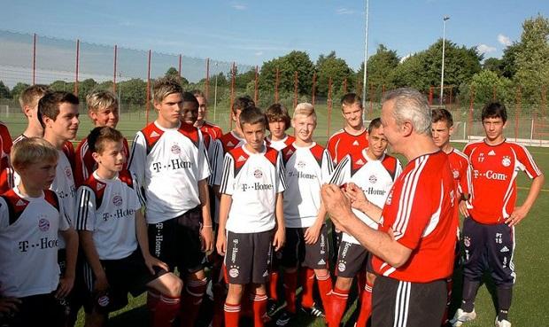 najlepsze akademie piłkarskie