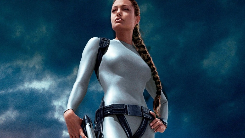 Angelina Jolie to największy plus poprzednich filmów