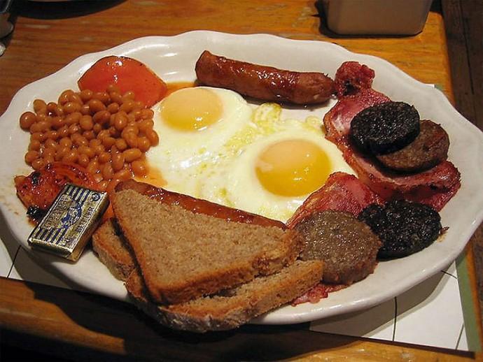 Anglia - 11 śniadań z różnych zakątków świata