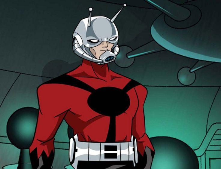 antman oraz rocket i groot w animowanej serii